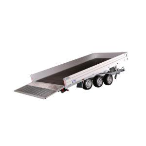 Uni trailer 420 cm